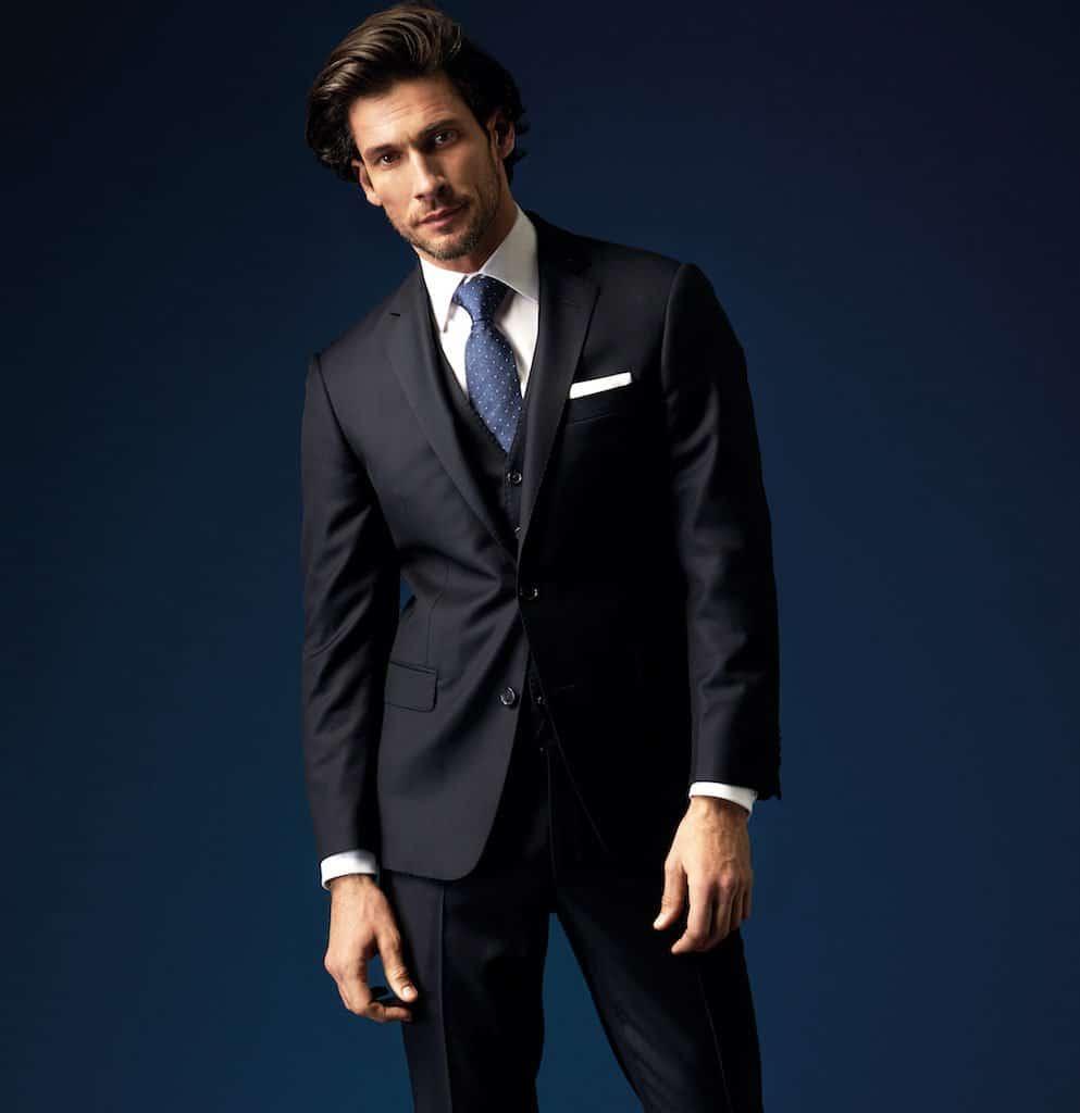 Dresscode für Ihren Businessanzug: Business (hochoffiziell)