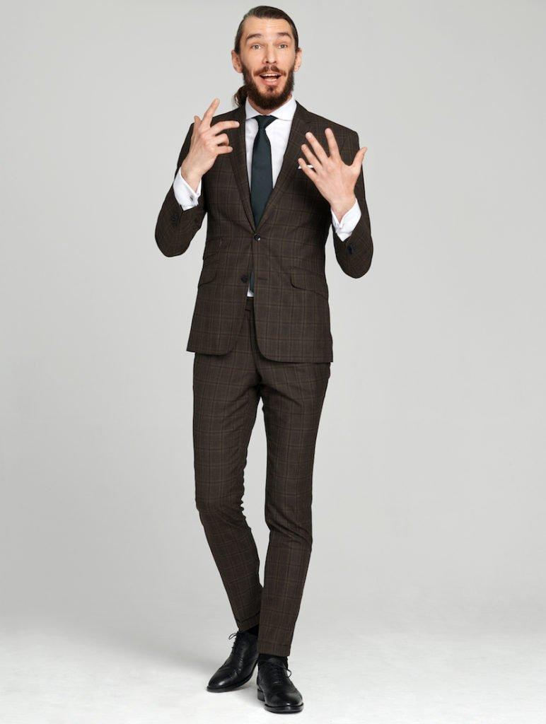 Dresscode für Ihren Businessanzug: Business (offiziell)