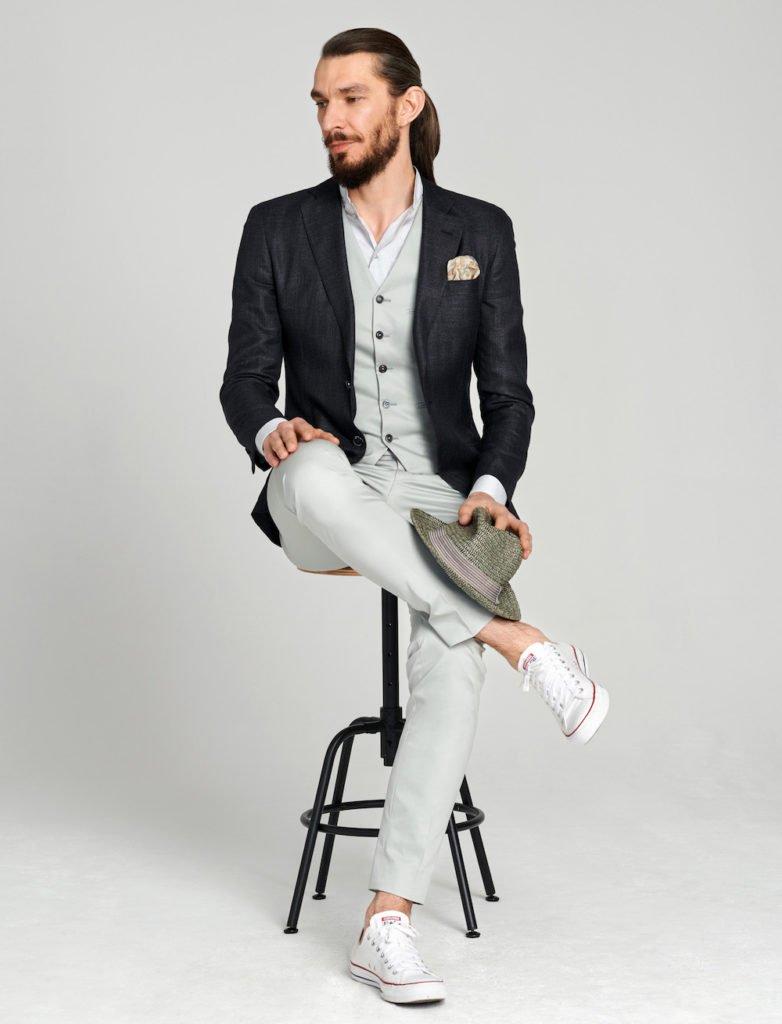 Dresscode für Ihren Businessanzug: Casual