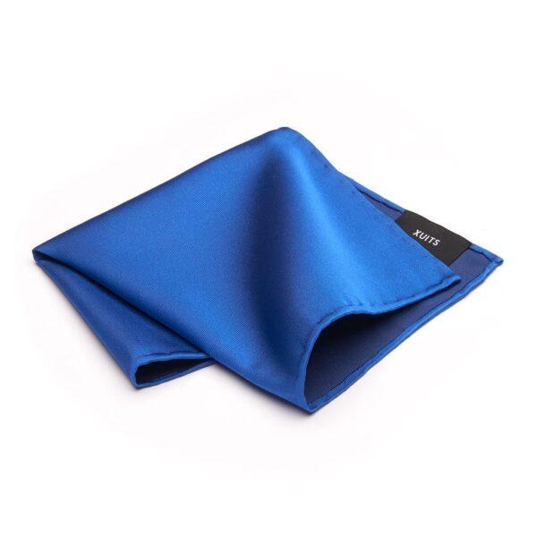 Einstecktuch Oriente koenigsblau