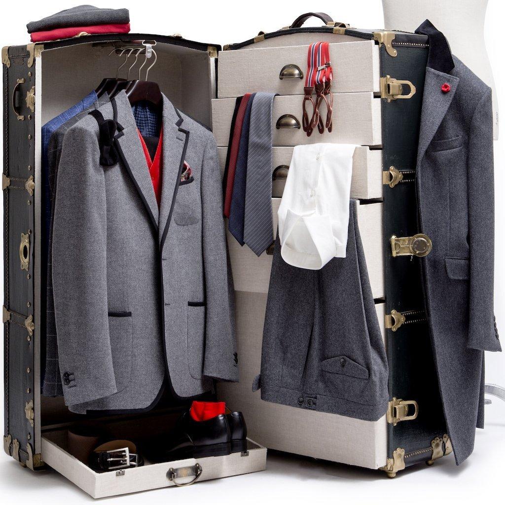 Garderobe für den Gentleman