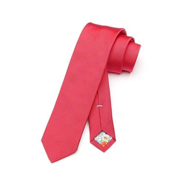 Krawatte Anguria magenta