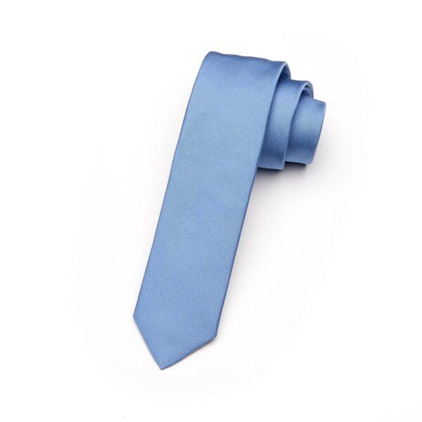 Krawatte Cielo graublau