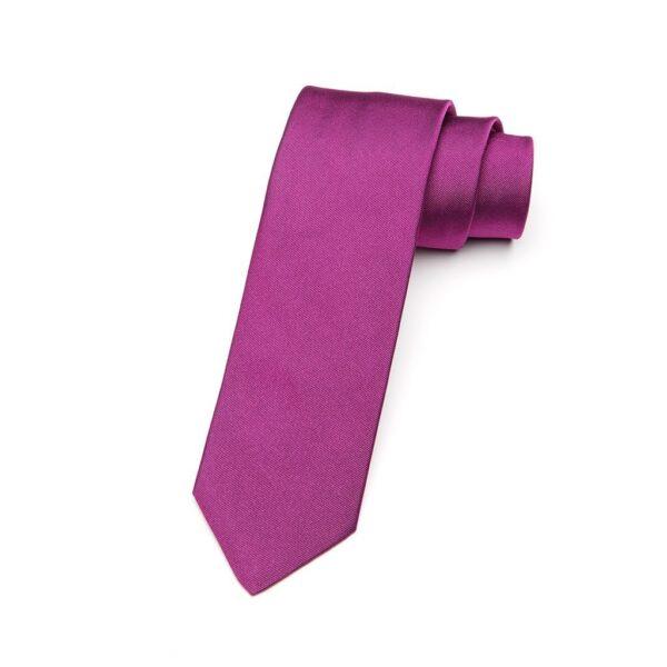 Krawatte Fuxia violett