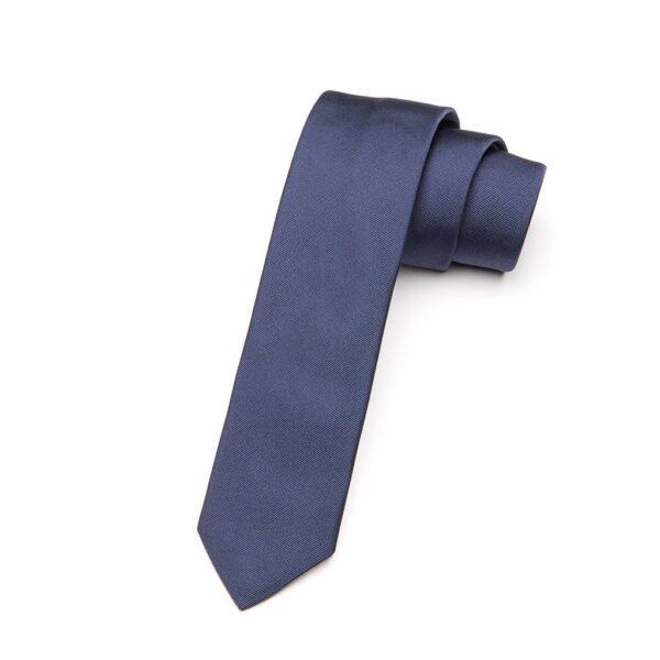 Krawatte Notte dunkelblau