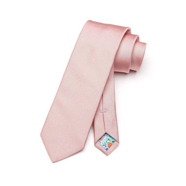 Krawatte Rose altrosa