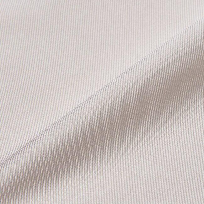 Seidenrips Bianco elfenbein