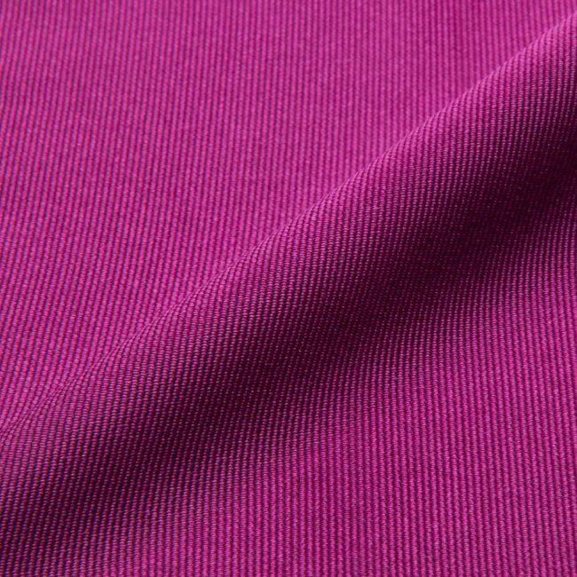 Seidenrips Fuxia violett