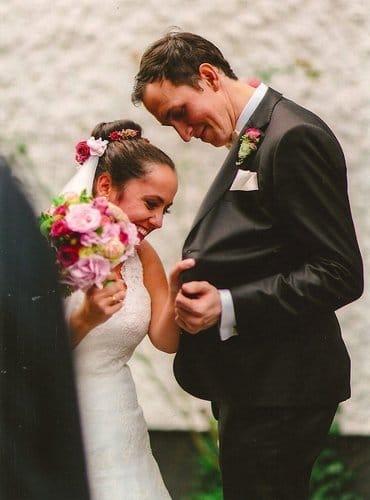 Hochzeitsanzug mit Geheimnissen