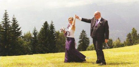 Heiraten in den Bergen ...