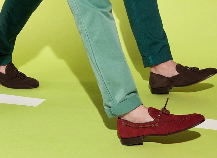 Welcher Schuh zum Anzug