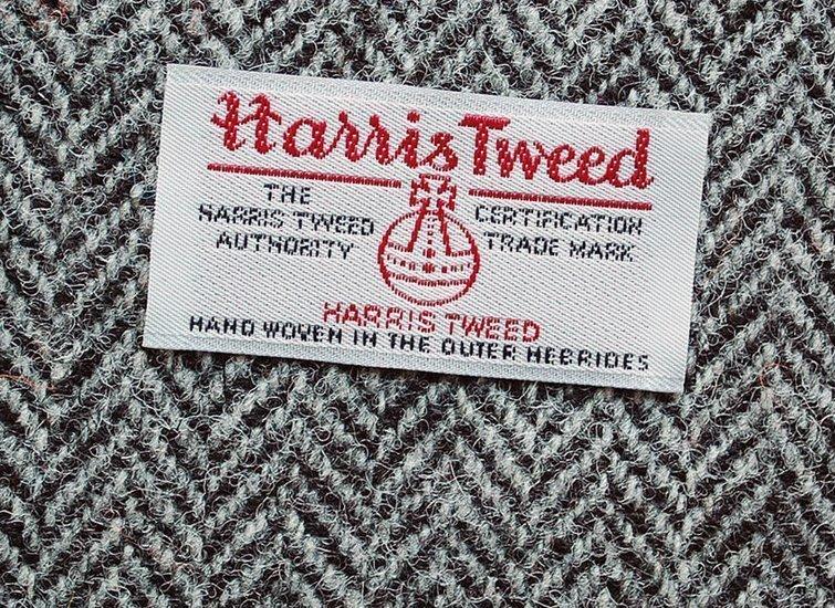 Harris Tweed: Nur echt mit dem Siegel