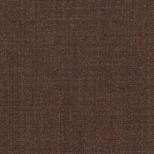 Anzug in Braun