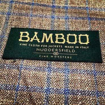 Bambus-Stoff
