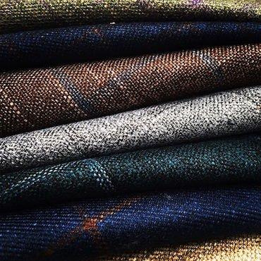 Bambus-Stoff: Farben und Muster
