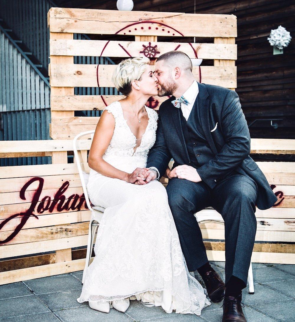 Hochzeitsanzug im Paket