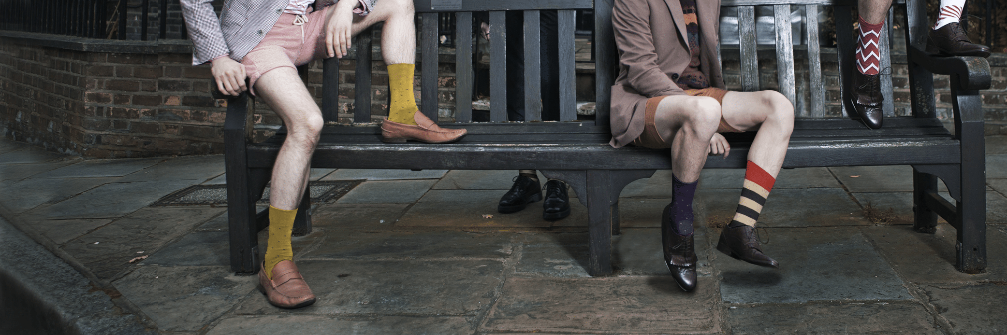 Herbst Socken Merino-Wolle