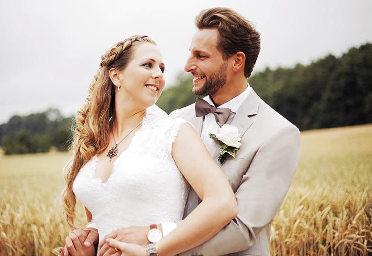 Heller Anzug | Der perfekte Hochzeitsanzug