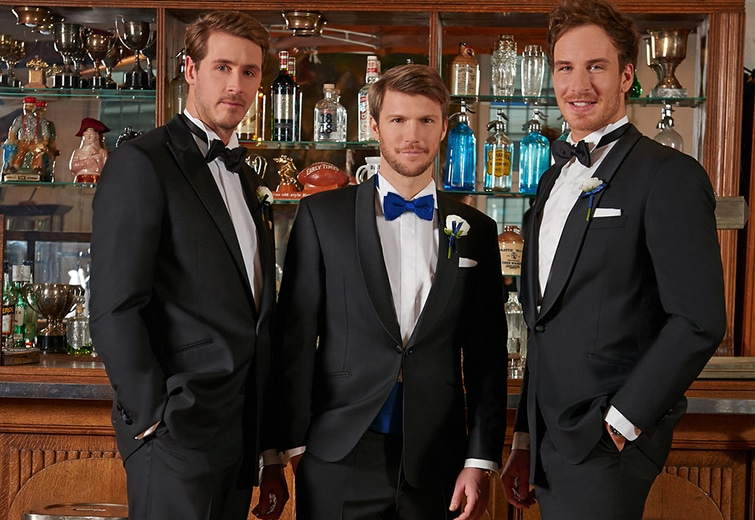 Smoking Anzug | Der perfekte Hochzeitsanzug