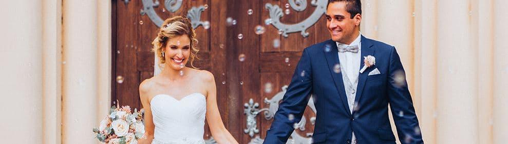 Hochzeitspaar 1 - Verschobene Hochzeit - was tun?