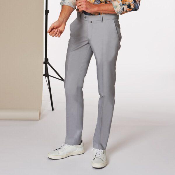 Hose Grau - Chinos und Five-Pocket-Hosen nach Maß