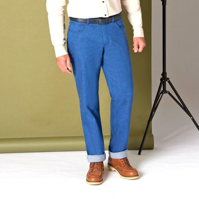 5Pocket 11 Ariston - Fjord - 5-Pocket Jeans