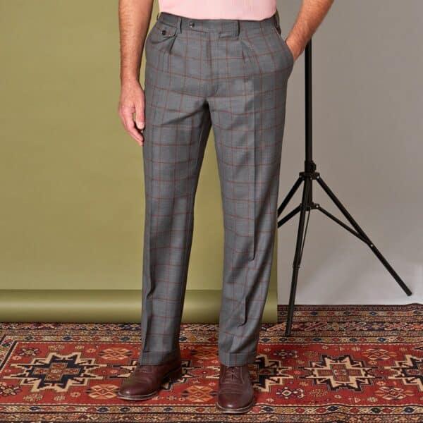 Karohose 7 Carnet - Chinos und Five-Pocket-Hosen nach Maß