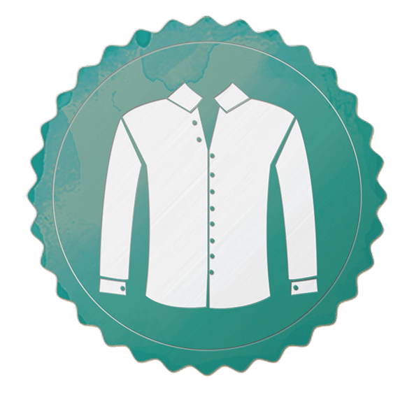 Retro Badges Hemd - Juve Spezialangebot