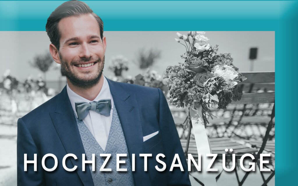 hOCHZEITSANZUG - Der XUITS Onlineshop
