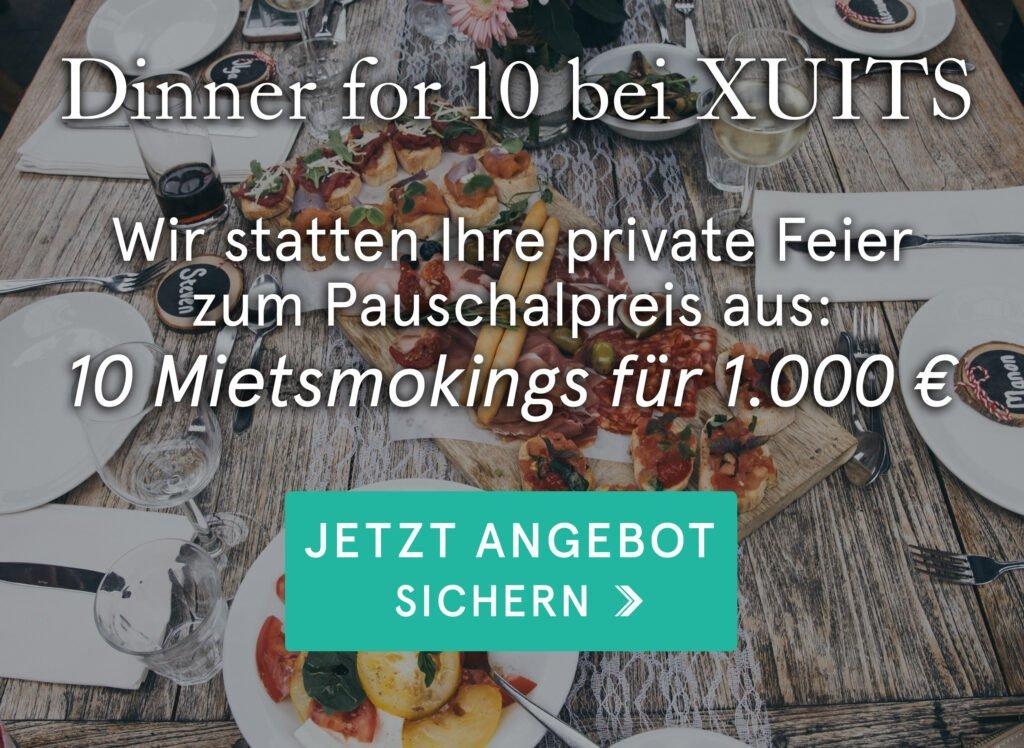 Dinner10 - Dinner for 10
