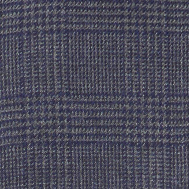 Sakko 9 LoroPiana Detail - Classic Office - Glencheck Sakko