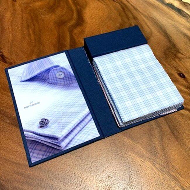 BusinessShirtings2 | Businesshemd Stoffmuster zu Ihnen nach Hause